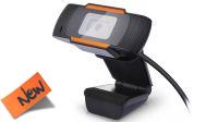 Webcam USB  2.0 1080P CMOS 1920x1080 c/micro